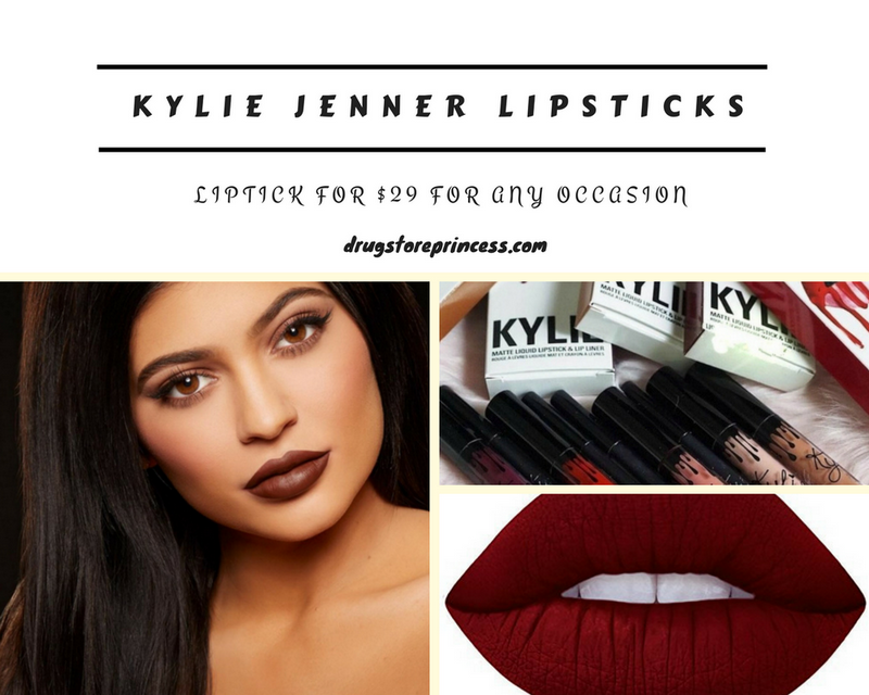 c873948e889 Kylie Jenner Lipstick Colors: Choose for Yourself