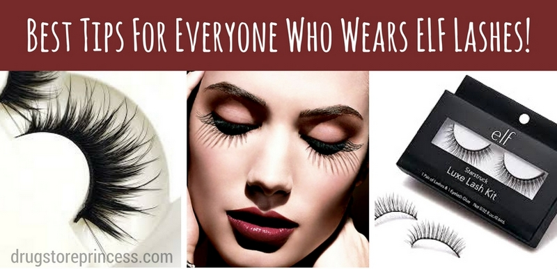 47cd8431486 Best Tips For Everyone Who Wears ELF Lashes!