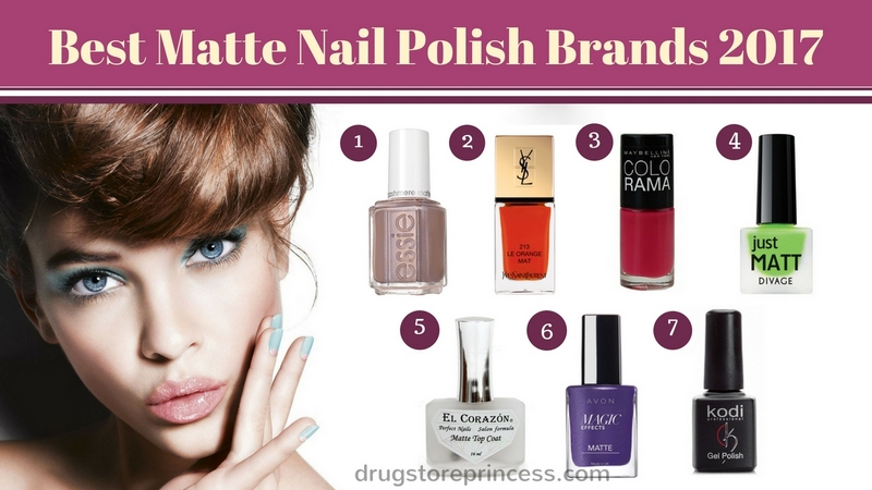 Best Matte Nail Polish Brands - Creative Touch