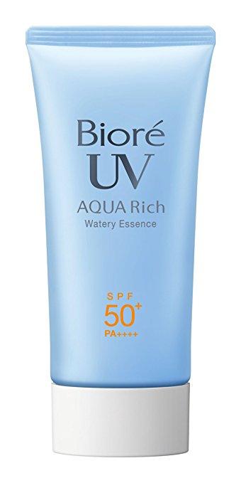 Biore Sarasara Aqua Rich Watery Essence