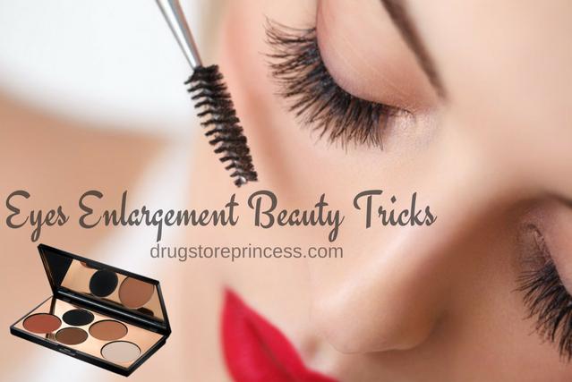 Eyes Enlargement Beauty Tricks