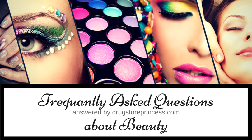 Frequantly Asked Questions about Beauty