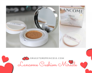 Lancome Cushion Miracle