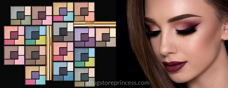 Ysl Eyeshadow Palette Couture My Favorite Innovation 2017