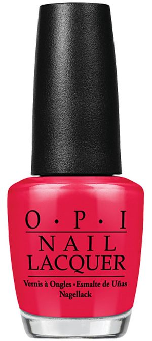 My 5 Favorite Colors Of Opi Nail Lacquer Polish
