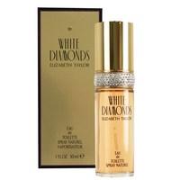 White Diamonds By Elizabeth Taylor For Women, Eau De Toilette Spray, 1 Ounce