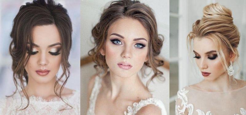 Beautiful wedding makeup looks 2020