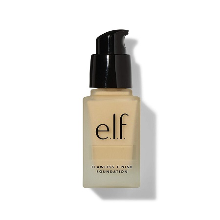 elf, Flawless Finish Foundation, Lightweight, Oil-free formula
