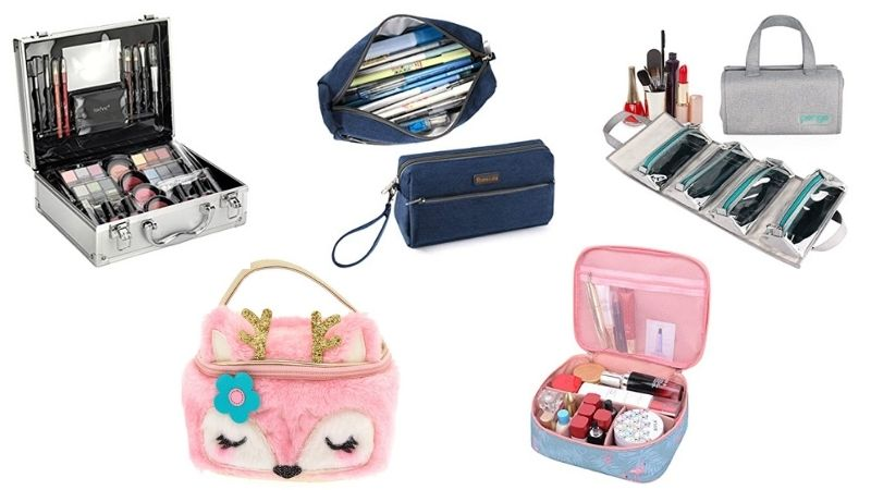 Types of makeup bags